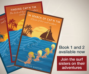 In Search of Capn Tim books by Marjie Martini