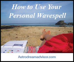 Astro Dream Advisor - How to use your personal wavespell