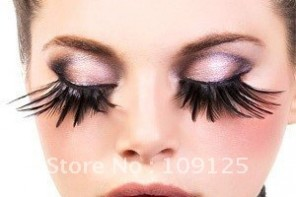 Get Real – It's all about the Eyelashes